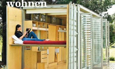 Tiny-House-Trend: Magazin für kleines Wohnen stellt sich vor